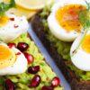 Πρωινό με αυγά και λαχανικά