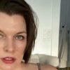 Το μωρό της Milla Jovovich κάνει τα πρώτα του βήματα και η ηθοποιός ενθουσιάζεται