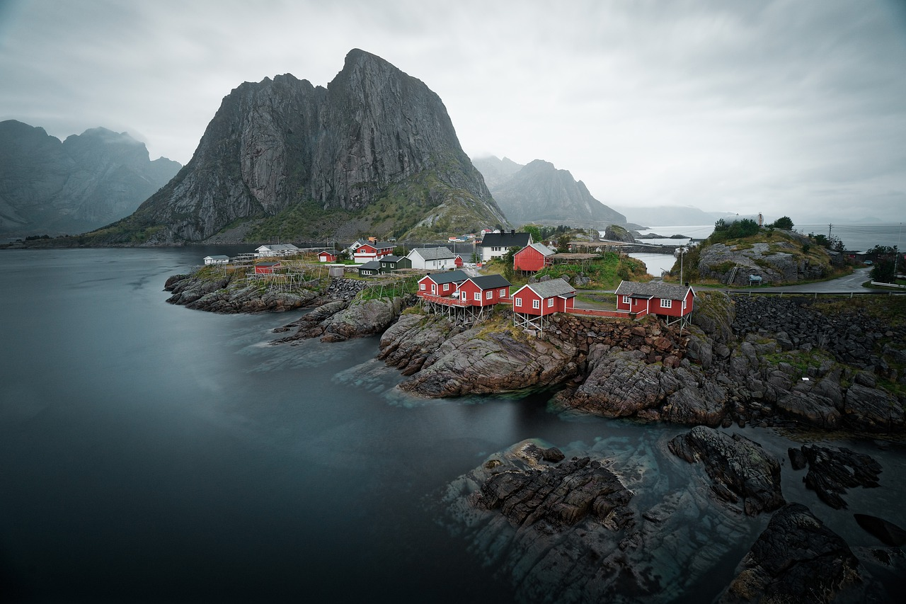 Lofoten Νορβηγία